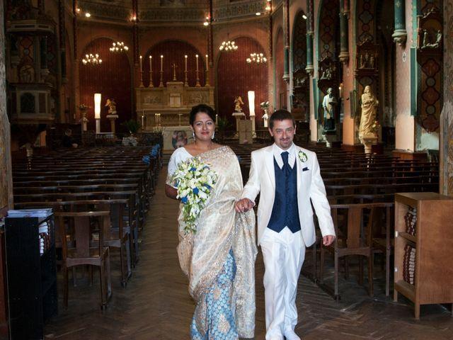 Le mariage de Franck et Kaelig à Caraman, Haute-Garonne 42