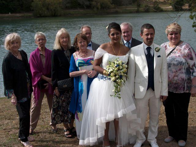 Le mariage de Franck et Kaelig à Caraman, Haute-Garonne 52