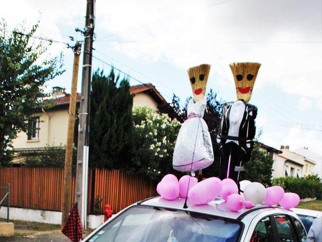 Le mariage de Franck et Kaelig à Caraman, Haute-Garonne 63