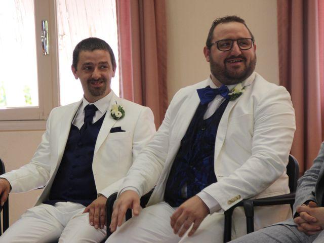 Le mariage de Franck et Kaelig à Caraman, Haute-Garonne 82