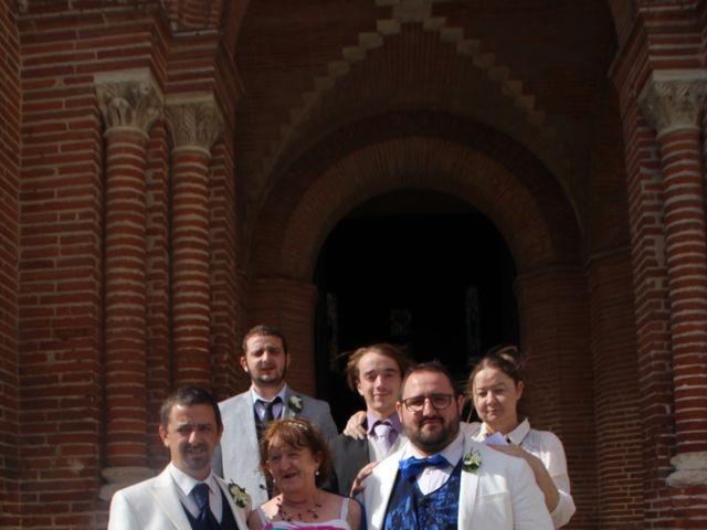 Le mariage de Franck et Kaelig à Caraman, Haute-Garonne 123