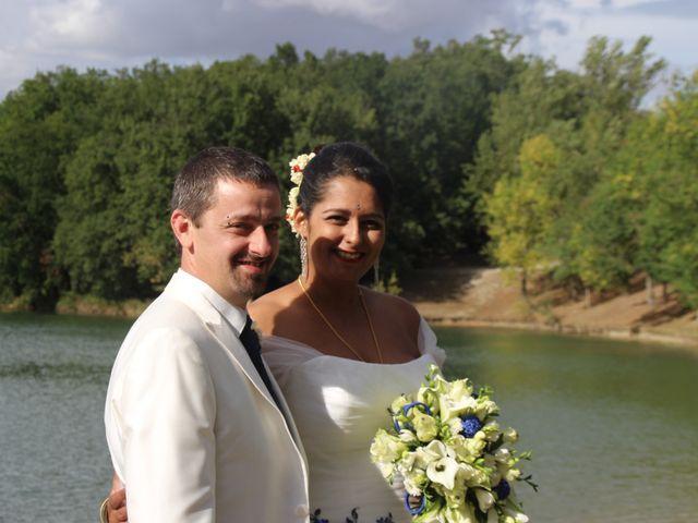 Le mariage de Franck et Kaelig à Caraman, Haute-Garonne 136