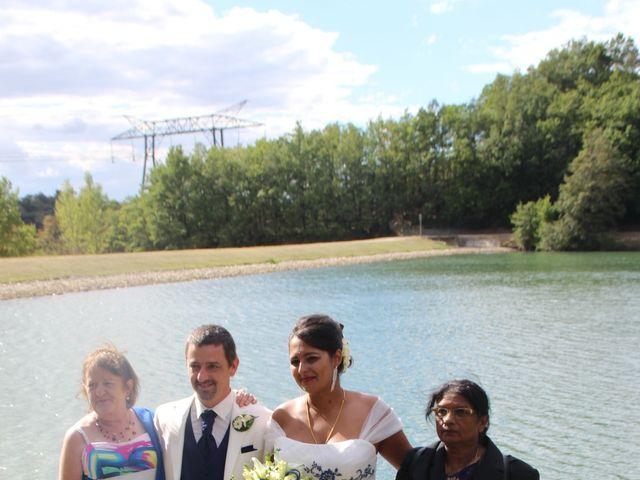 Le mariage de Franck et Kaelig à Caraman, Haute-Garonne 137