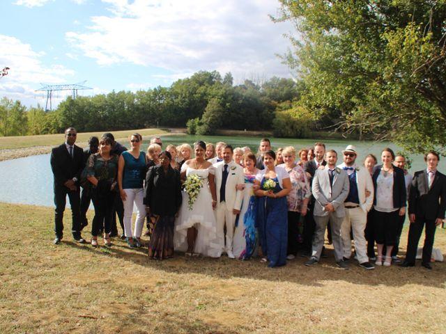 Le mariage de Franck et Kaelig à Caraman, Haute-Garonne 143
