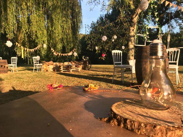 Le mariage de Agy et Vanessa  à Mosnac, Charente 5
