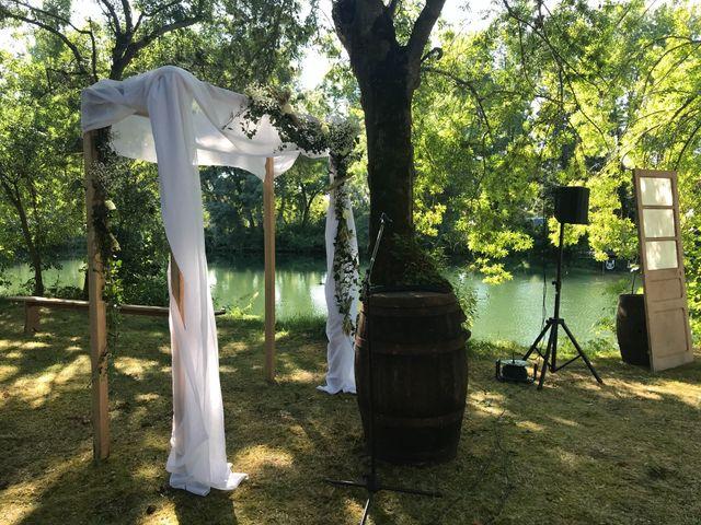 Le mariage de Agy et Vanessa  à Mosnac, Charente 9