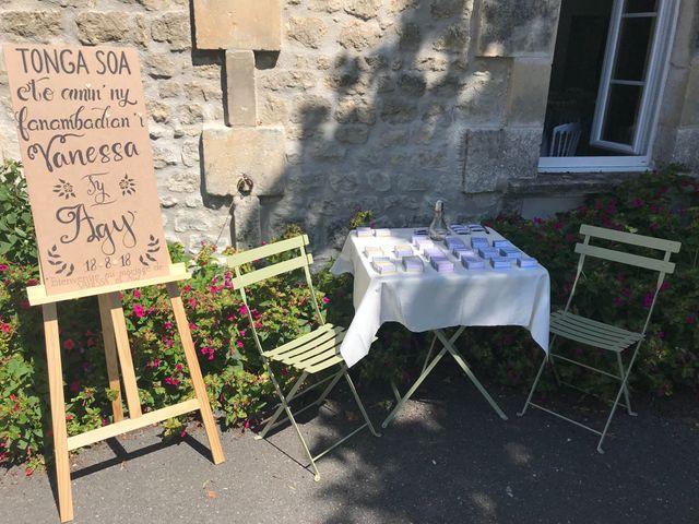 Le mariage de Agy et Vanessa  à Mosnac, Charente 11