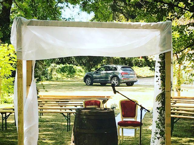 Le mariage de Agy et Vanessa  à Mosnac, Charente 12