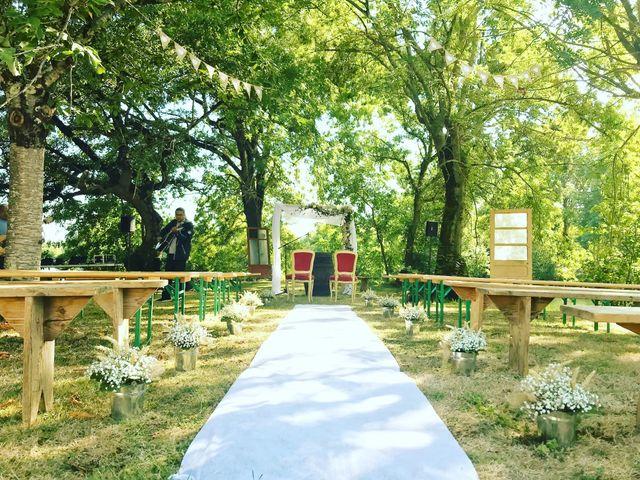 Le mariage de Agy et Vanessa  à Mosnac, Charente 2