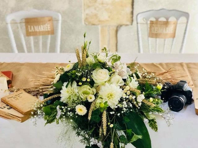 Le mariage de Agy et Vanessa  à Mosnac, Charente 31