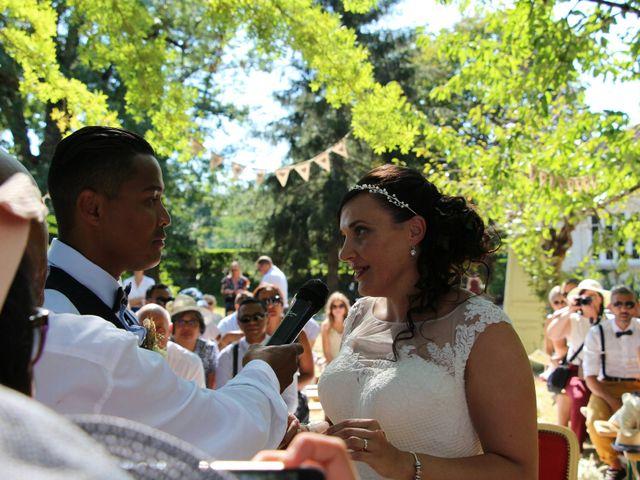 Le mariage de Agy et Vanessa  à Mosnac, Charente 36