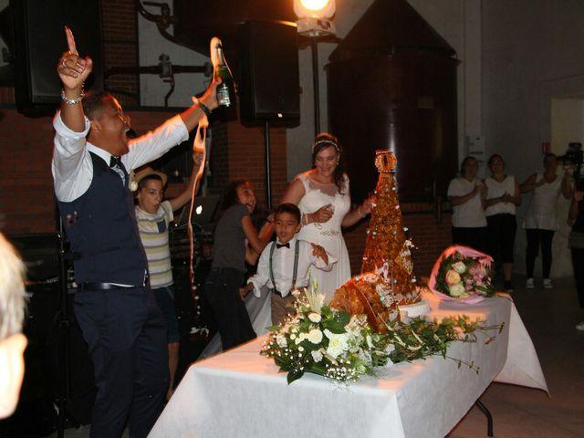 Le mariage de Agy et Vanessa  à Mosnac, Charente 40