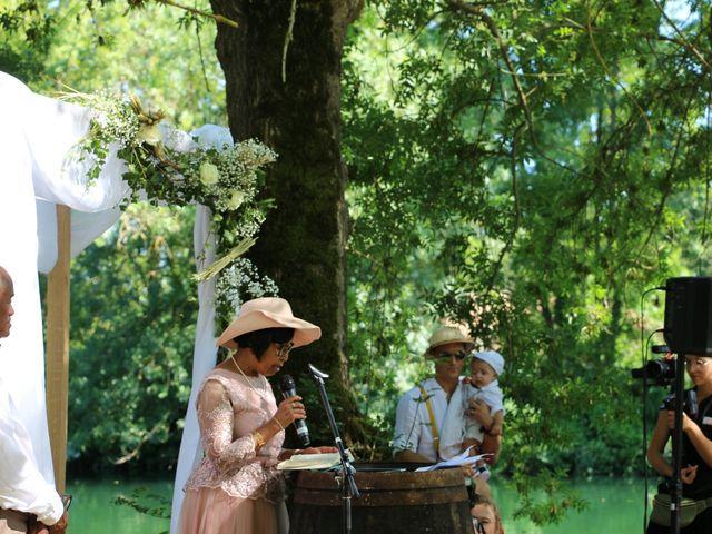 Le mariage de Agy et Vanessa  à Mosnac, Charente 41