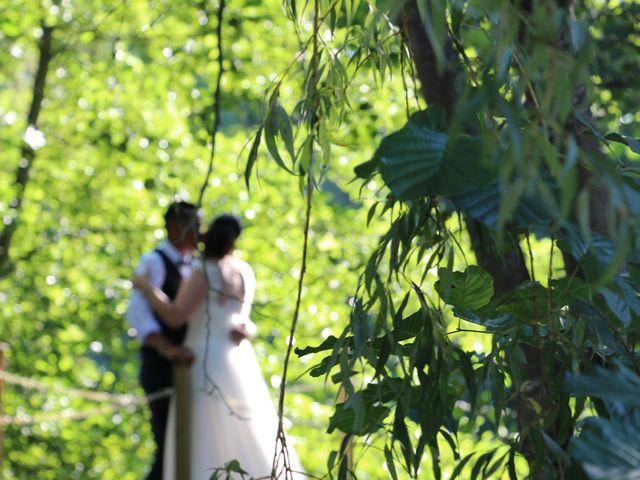 Le mariage de Agy et Vanessa  à Mosnac, Charente 1