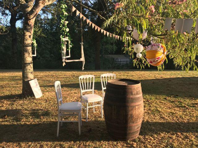 Le mariage de Agy et Vanessa  à Mosnac, Charente 47
