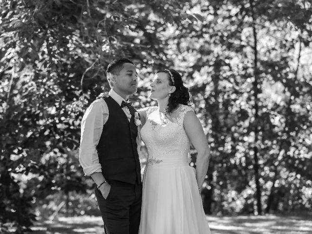 Le mariage de Agy et Vanessa  à Mosnac, Charente 58