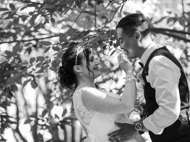 Le mariage de Agy et Vanessa  à Mosnac, Charente 60