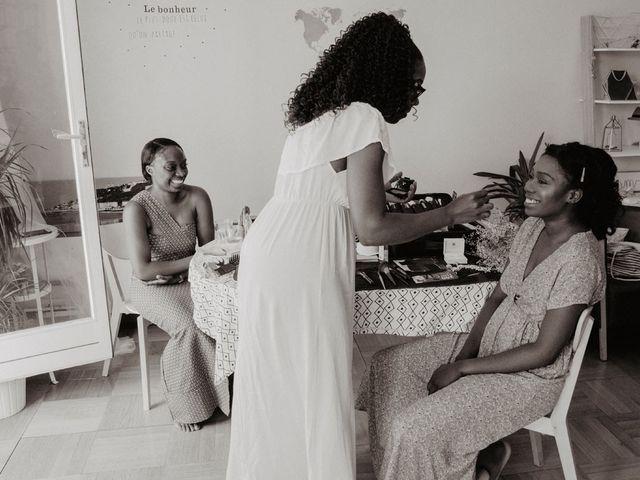 Le mariage de Louis et Margo à Le Bocasse, Seine-Maritime 5