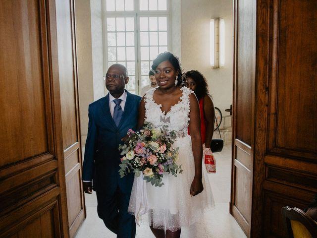 Le mariage de Louis et Margo à Le Bocasse, Seine-Maritime 10