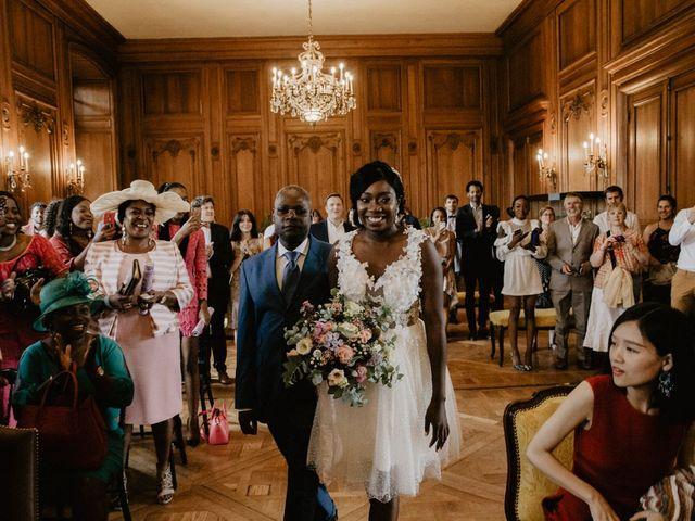 Le mariage de Louis et Margo à Le Bocasse, Seine-Maritime 14