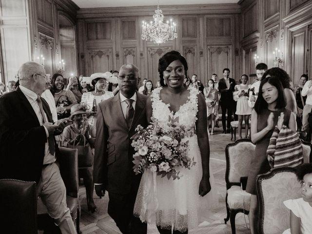 Le mariage de Louis et Margo à Le Bocasse, Seine-Maritime 15