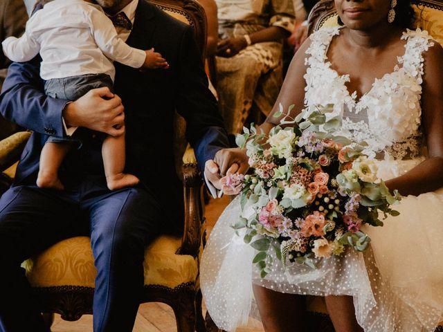 Le mariage de Louis et Margo à Le Bocasse, Seine-Maritime 16
