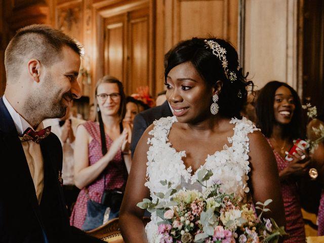 Le mariage de Louis et Margo à Le Bocasse, Seine-Maritime 17