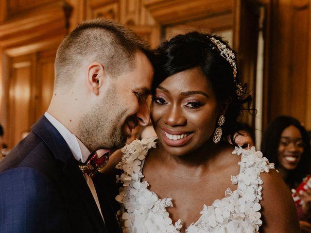 Le mariage de Louis et Margo à Le Bocasse, Seine-Maritime 20