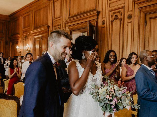 Le mariage de Louis et Margo à Le Bocasse, Seine-Maritime 21