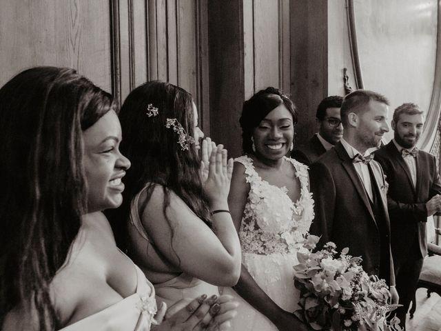 Le mariage de Louis et Margo à Le Bocasse, Seine-Maritime 23