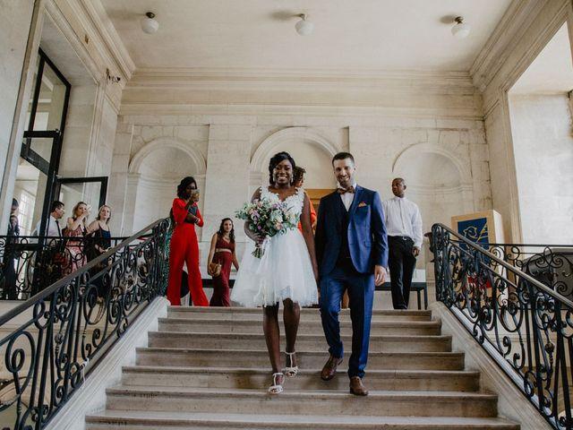 Le mariage de Louis et Margo à Le Bocasse, Seine-Maritime 25