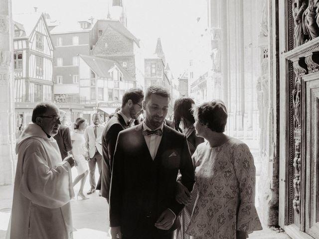 Le mariage de Louis et Margo à Le Bocasse, Seine-Maritime 31
