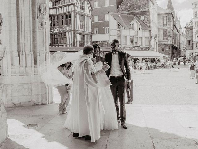 Le mariage de Louis et Margo à Le Bocasse, Seine-Maritime 32