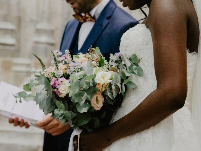 Le mariage de Louis et Margo à Le Bocasse, Seine-Maritime 33