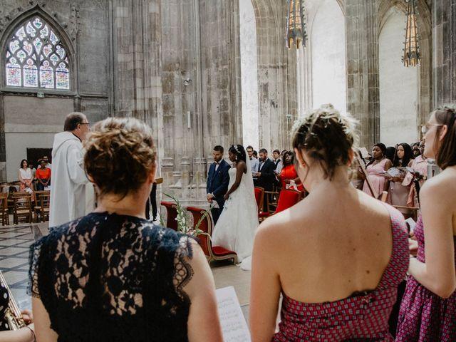 Le mariage de Louis et Margo à Le Bocasse, Seine-Maritime 35