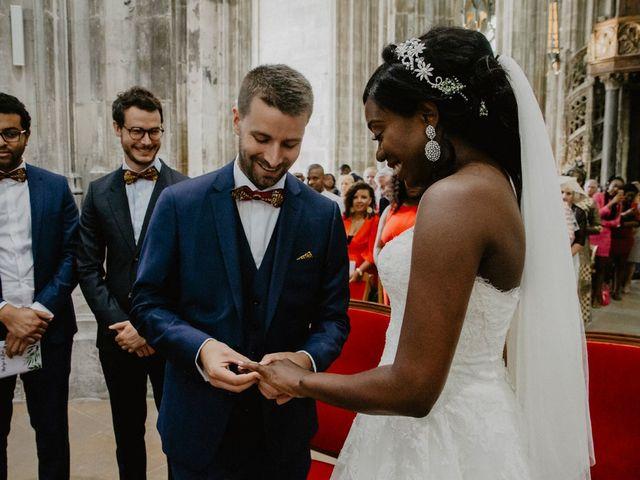 Le mariage de Louis et Margo à Le Bocasse, Seine-Maritime 41