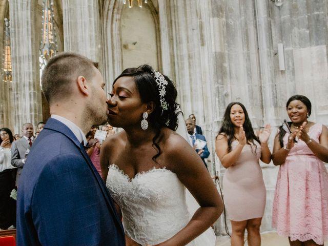 Le mariage de Louis et Margo à Le Bocasse, Seine-Maritime 44
