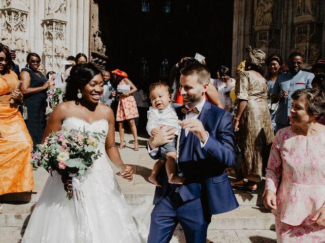 Le mariage de Louis et Margo à Le Bocasse, Seine-Maritime 47