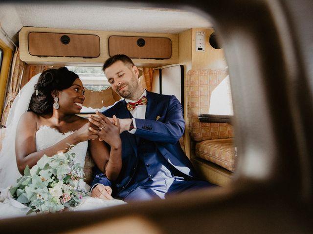 Le mariage de Louis et Margo à Le Bocasse, Seine-Maritime 53
