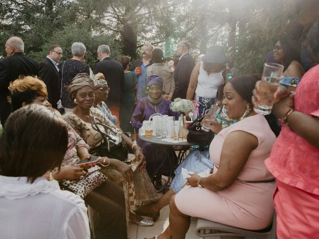Le mariage de Louis et Margo à Le Bocasse, Seine-Maritime 64
