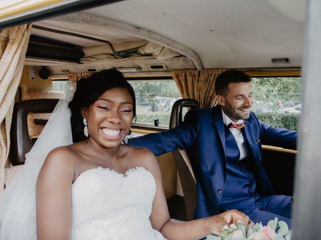 Le mariage de Louis et Margo à Le Bocasse, Seine-Maritime 73