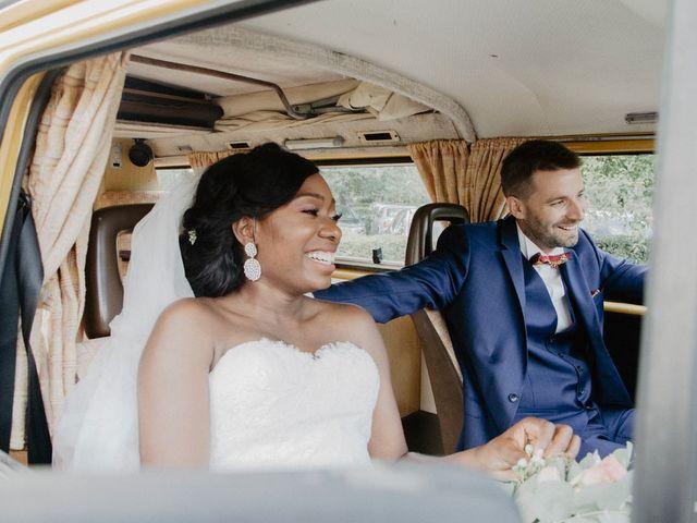 Le mariage de Louis et Margo à Le Bocasse, Seine-Maritime 74