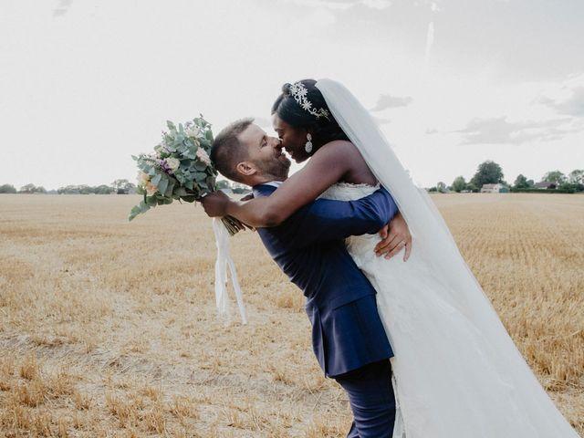 Le mariage de Louis et Margo à Le Bocasse, Seine-Maritime 76