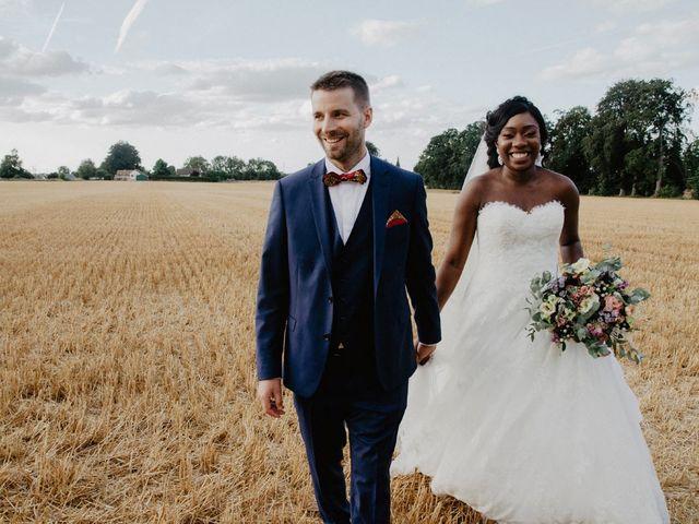 Le mariage de Louis et Margo à Le Bocasse, Seine-Maritime 77