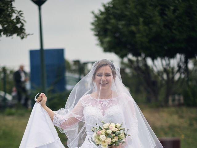 Le mariage de Francisque et Manon à Aubière, Puy-de-Dôme 7