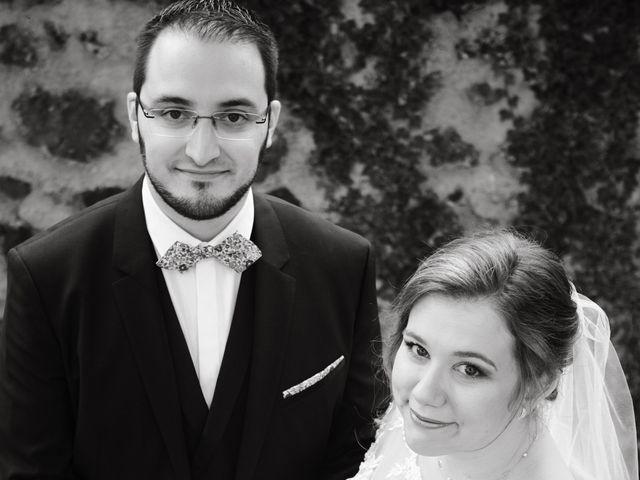 Le mariage de Francisque et Manon à Aubière, Puy-de-Dôme 10