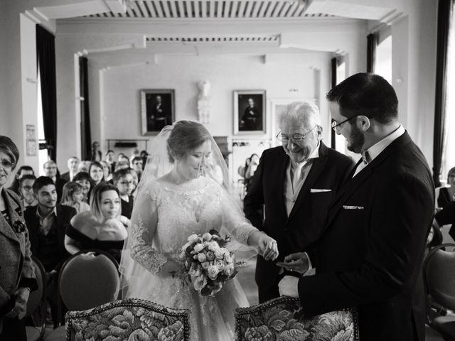 Le mariage de Francisque et Manon à Aubière, Puy-de-Dôme 14
