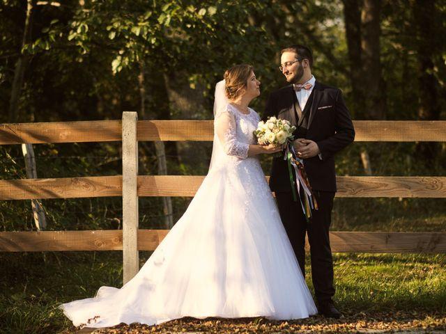 Le mariage de Manon et Francisque