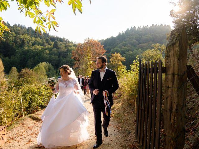 Le mariage de Francisque et Manon à Aubière, Puy-de-Dôme 30