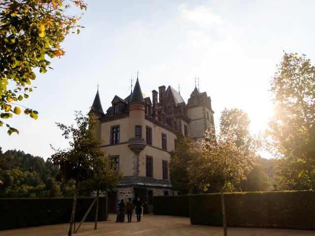 Le mariage de Francisque et Manon à Aubière, Puy-de-Dôme 32